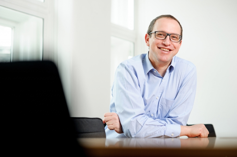 reportage style corporate portraits by London photographer Martin Beddall