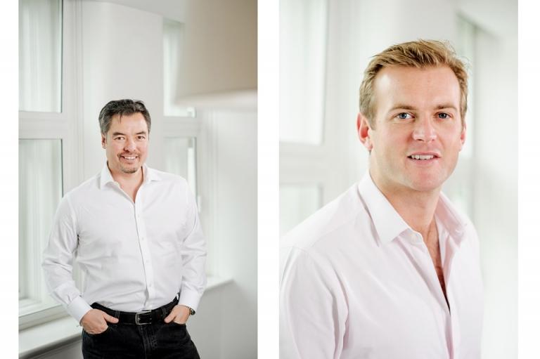 Modern corporate portraits